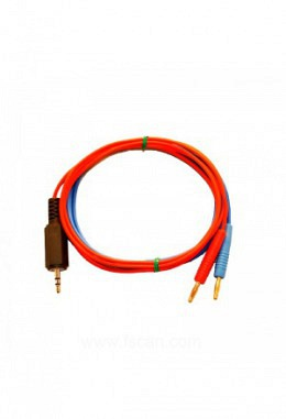 FTB310   Application cable 2.5mm connector to 2x2mm