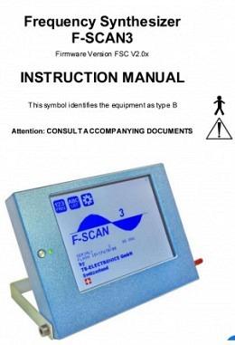 FSLIT105 Instruction manual