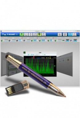 FTB318   F-SCANT 3 Software License V3.x on stylus
