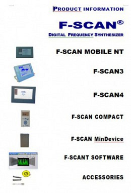 F-SCAN Productinformation